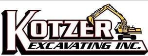 Kotzer Excavating Logo USE
