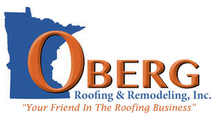 Oberg Roofing and Remodeling Logo