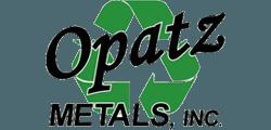 Opatz Metals Logo